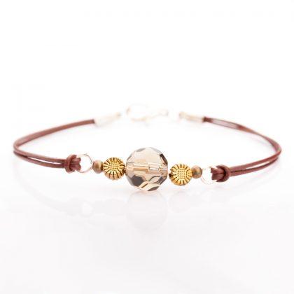 Solar Droplet Bracelet