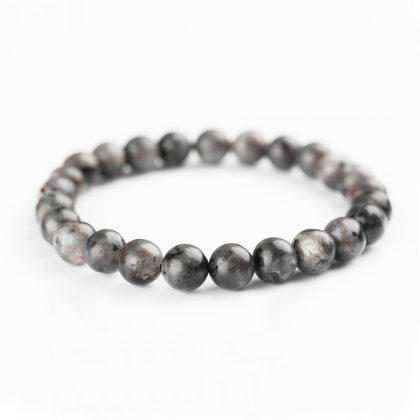 Labradorite bracelet for men