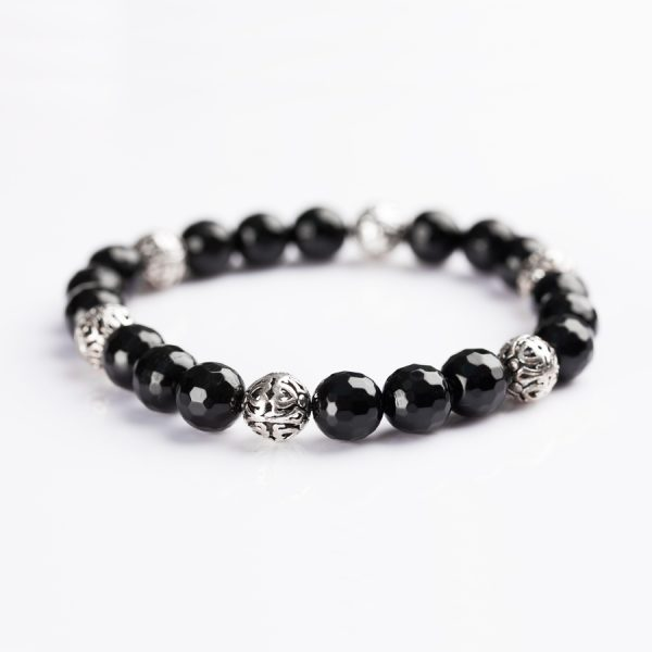black onyx ladies bracelet