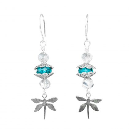 Turquoise Dangles Earrings for ladies
